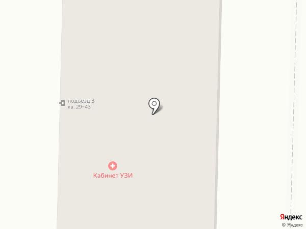 Медицинский кабинет на карте Абакана