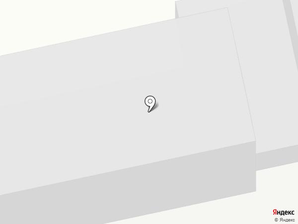 Пиратская бухта на карте Абакана