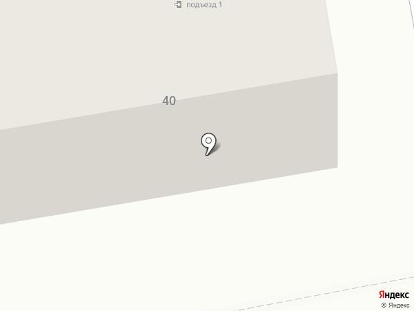 РУСЬ на карте Абакана