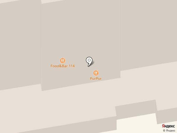 Людвиг на карте Абакана