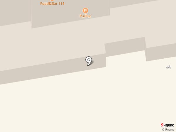 Food & Bar 114 на карте Абакана