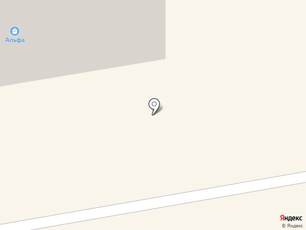 PUDRA на карте Абакана