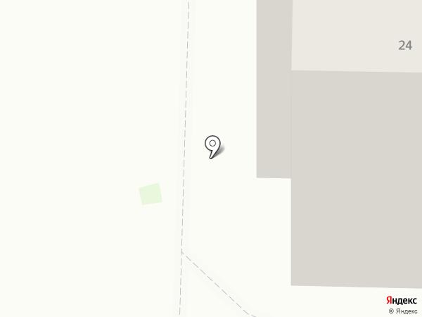 Пивной дворик на карте Абакана