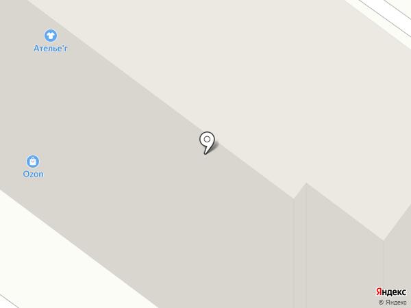Туристский информационный центр Хакассии на карте Абакана