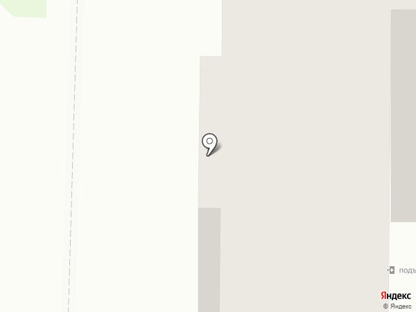 Кати Перекрещенко 26, ТСН на карте Абакана