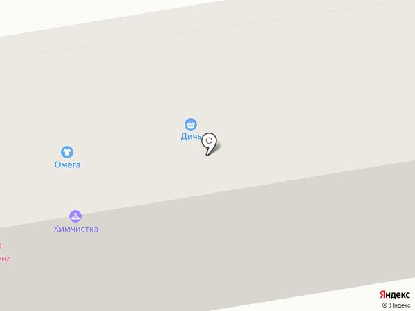 Самобранка Catering на карте Абакана