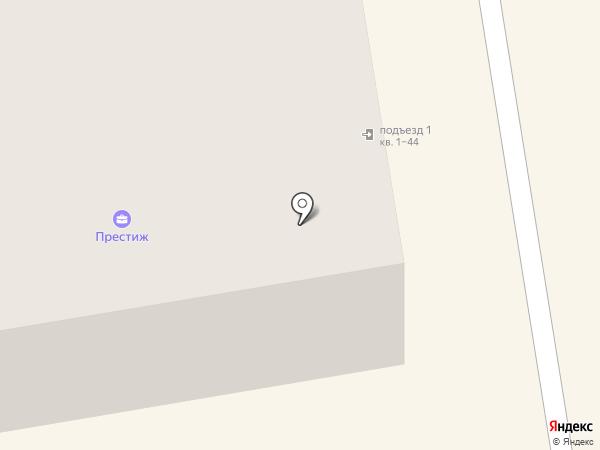 ПРЕСТИЖ на карте Абакана