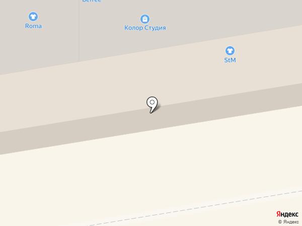 Ок.мебель на карте Абакана