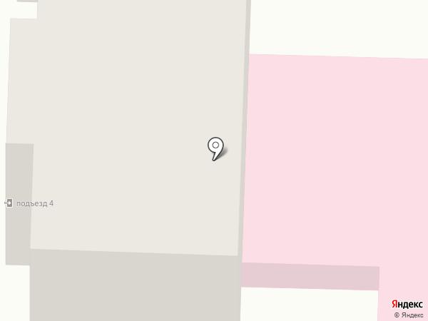 Колибри на карте Абакана