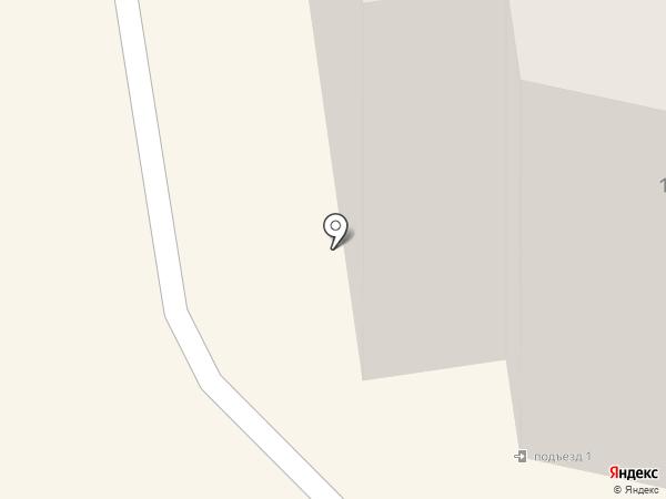 Старый ломбардъ на карте Абакана