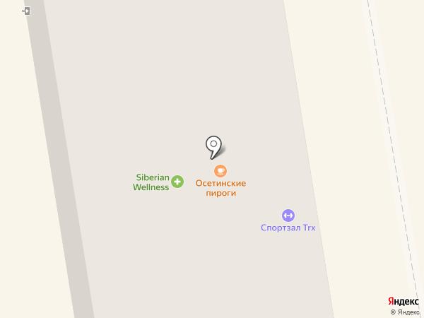 ИллюзиЯ на карте Абакана