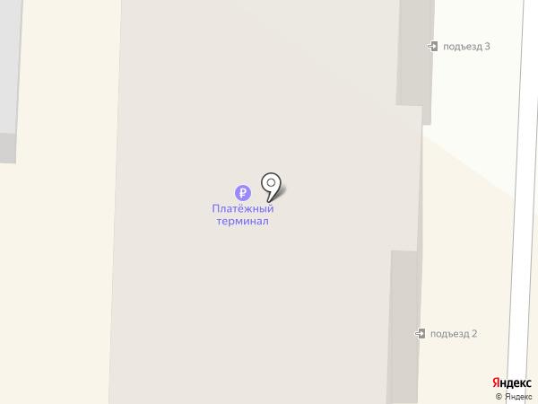 С легким паром на карте Абакана