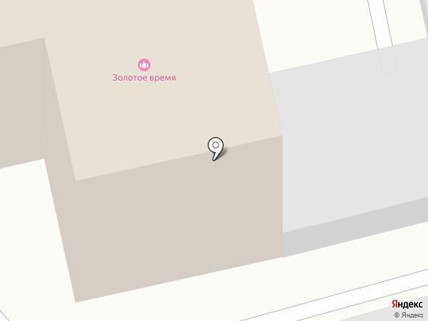 Центр йоги на карте Абакана