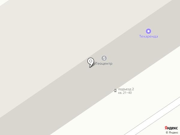 ФауБеХа-Сиб на карте Абакана