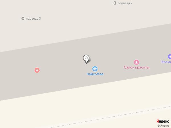 Wok на карте Абакана