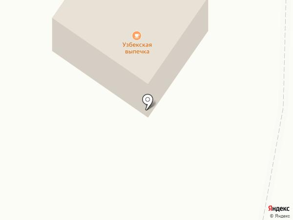СПСР-ЭКСПРЕСС на карте Абакана