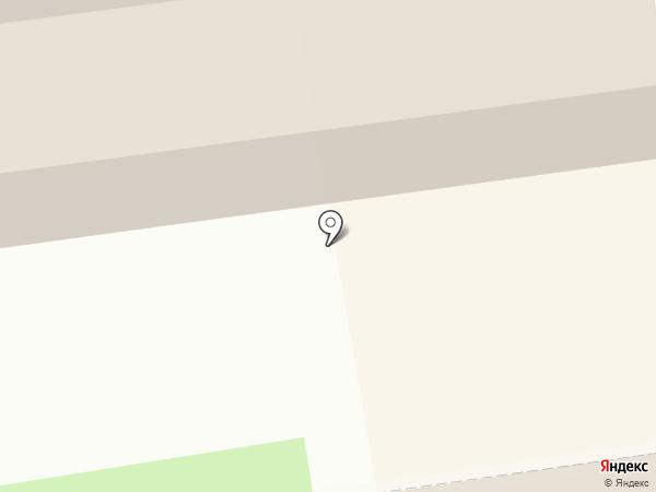 Русалочка на карте Абакана