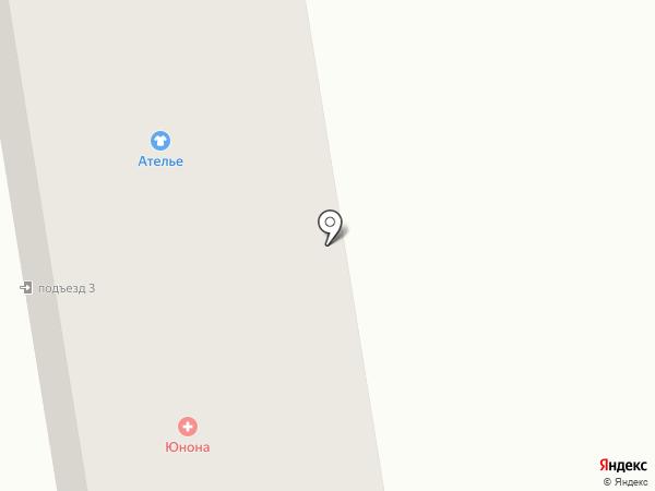 Юридический кабинет Исаевой Е.Н. на карте Абакана
