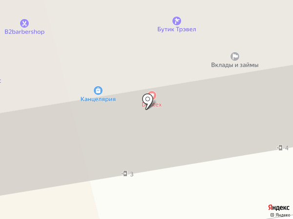 Первая сберегательная касса на карте Абакана