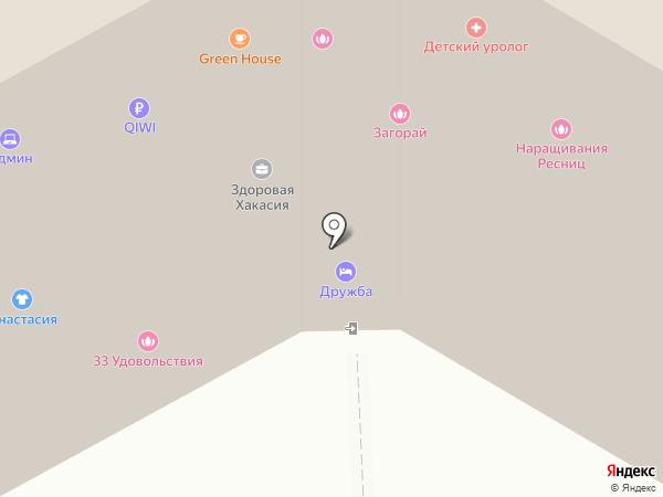 Prestige Media на карте Абакана
