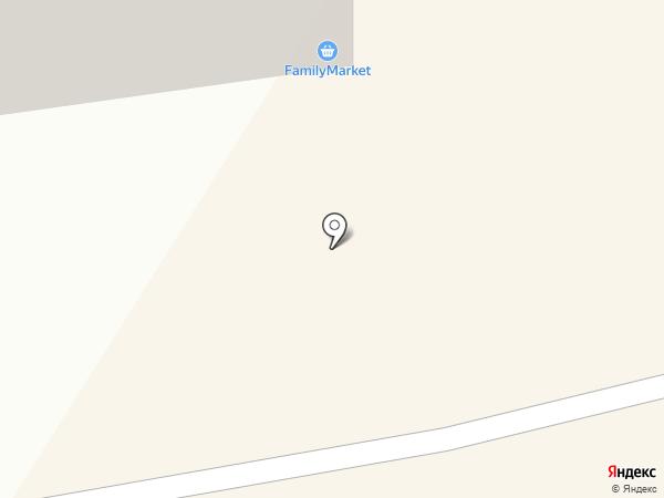 Family Market на карте Абакана