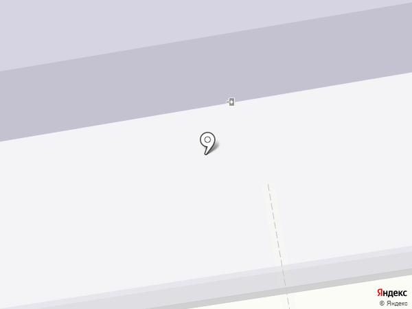 Средняя общеобразовательная школа №10 на карте Абакана