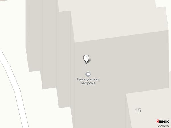 РОСГОССТРАХ на карте Абакана