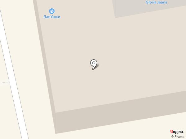 Lady proff на карте Абакана