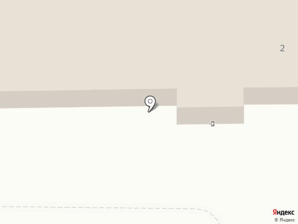 Смайл на карте Абакана