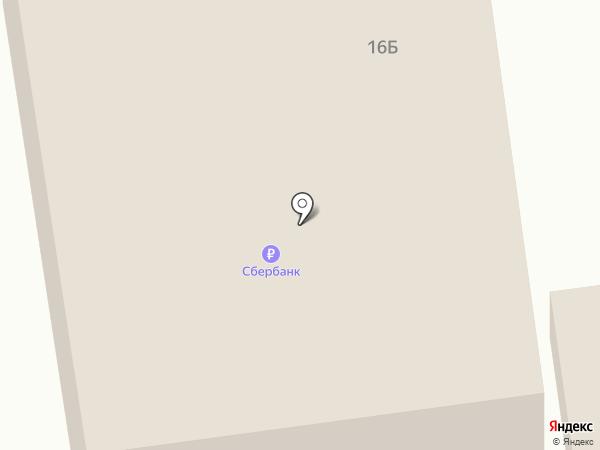 Ролби на карте Абакана
