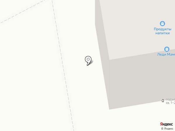 Минал-Абакан на карте Абакана