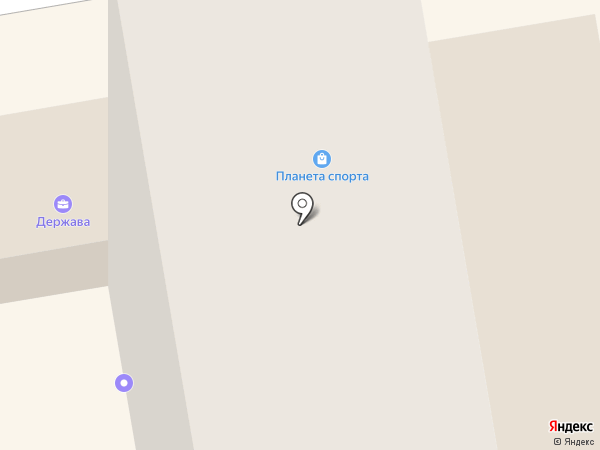 ZEFIR на карте Абакана