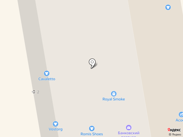 Ломбард ЮМ на карте Абакана