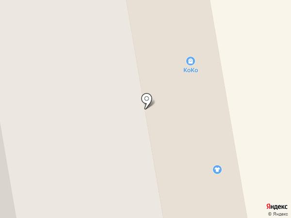 Oodji на карте Абакана