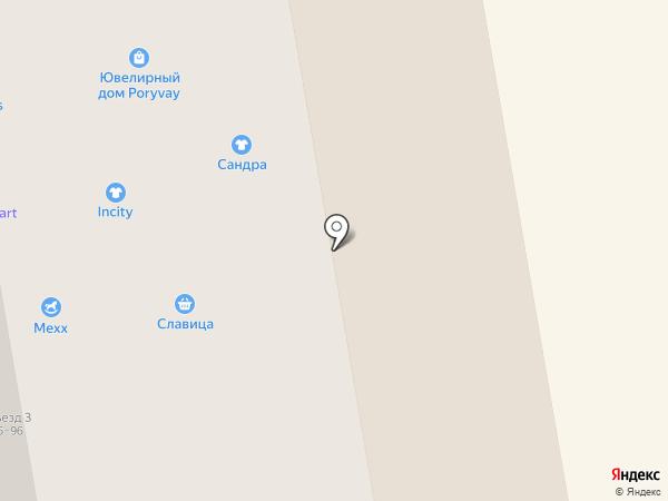 SAVAGE на карте Абакана