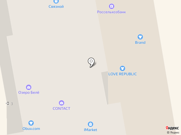 Нинель на карте Абакана