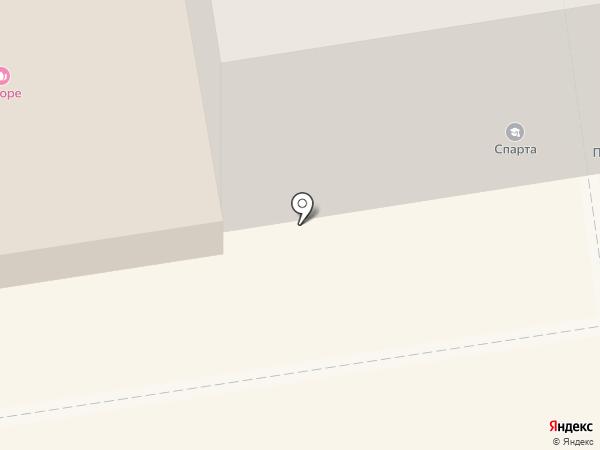 ПАРТНЕР ПЛЮС на карте Абакана