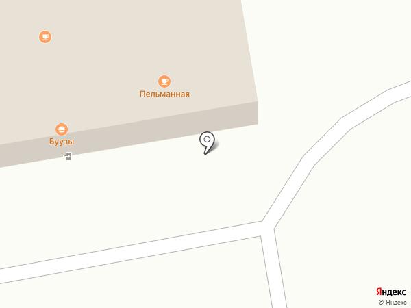 Пельменная на карте Абакана