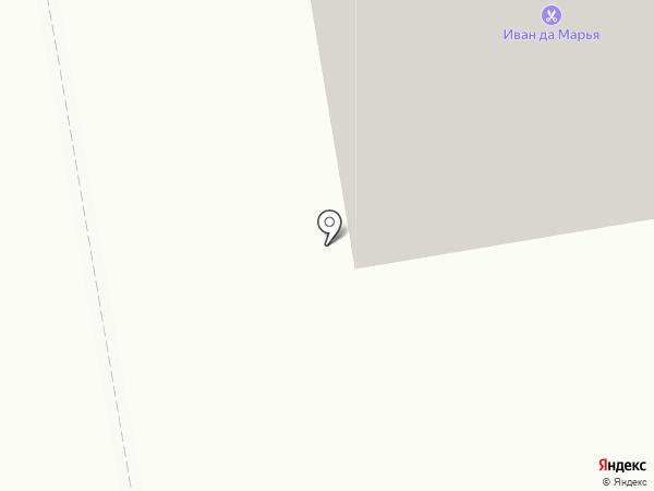Панда на карте Абакана