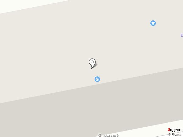 EgoStyle на карте Абакана