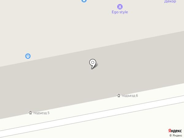 7Я на карте Абакана