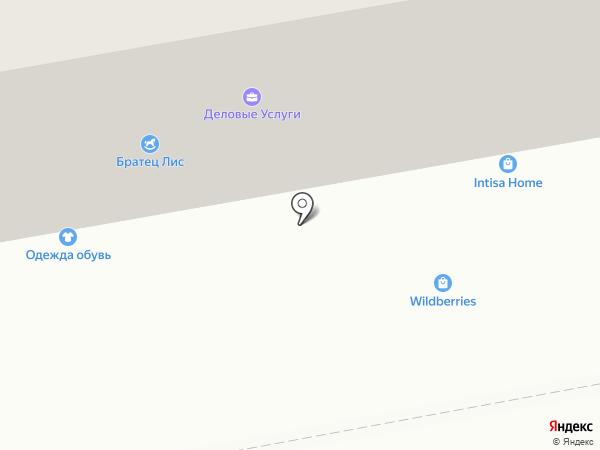 Магазин детских товаров на карте Абакана