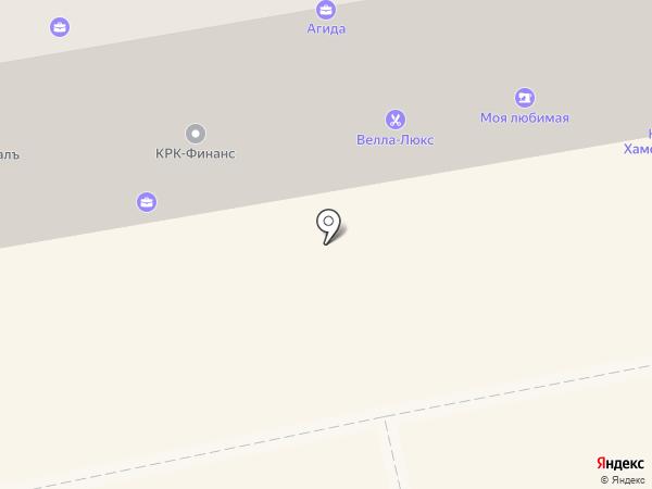 Юридический кабинет Шаталова И.А. на карте Абакана