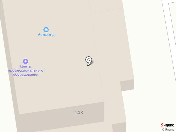 Чистый город на карте Абакана