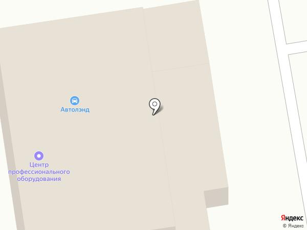 PRO Sound на карте Абакана