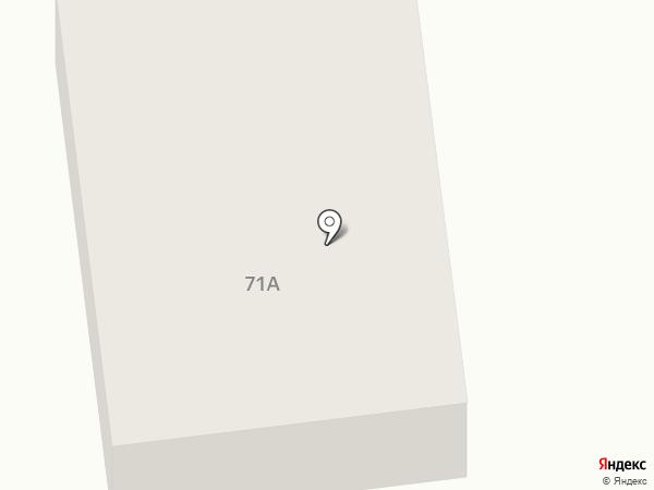 Туран на карте Абакана