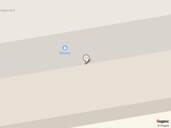 ГРАД на карте Абакана