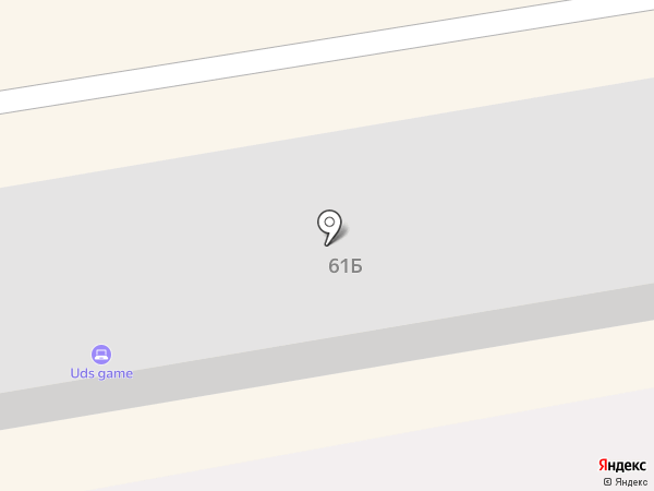 АврораПринт на карте Абакана