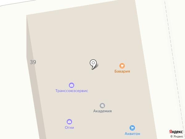 PARTAL на карте Абакана