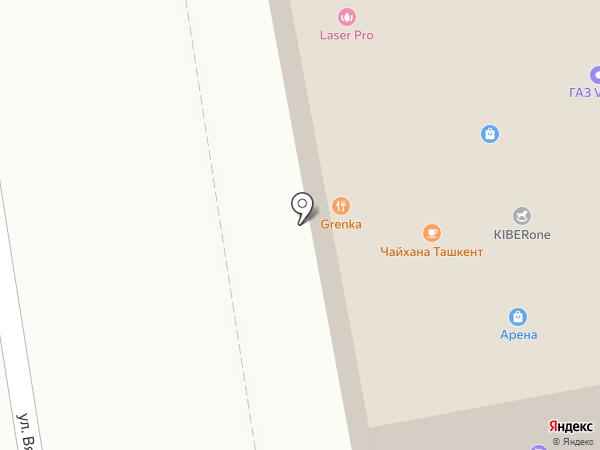 Grenka на карте Абакана